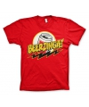 Rood Beerzinga t-shirt