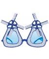Delftsblauwe molen bril volwassenen