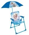 Disney Frozen tuinstoeltje met parasol