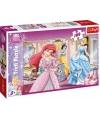 Princess puzzel voor kinderen 100 stukjes