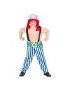 Carnaval viking kostuum voor kinderen