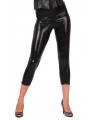 Capry glimmende zwarte legging