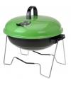 BBQ groen 36 cm