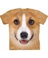 Honden T-shirt Welsh Corgi Pembroke voor kinderen