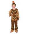 Indianen kostuum voor kinderen