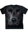 Zwart honden T-shirt Labrador voor kinderen