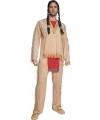 Kostuum indiaan voor heren