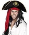Zwarte hoed voor piraten