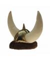 Stoffen vikinghelm voor volwassenen