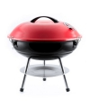 Ronde barbeque rood 36 cm