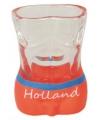 Drank shotglas Holland
