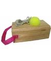 Tennistrainer spel voor kinderen