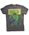The incredible Hulk heren t-shirt